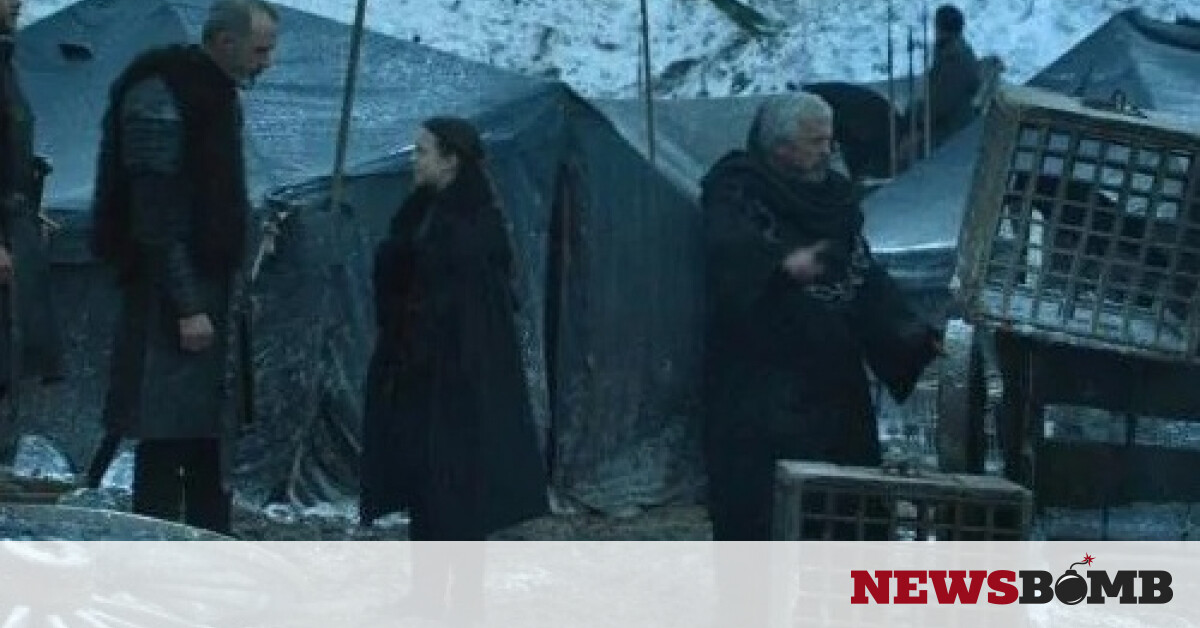 Game of Thrones: Πρωταγωνίστρια απαγορεύεται να παρακολουθήσει τη σειρά! (pics+vid)